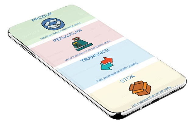 online mode aplikasi kasir ONLINE android iphone windoWs