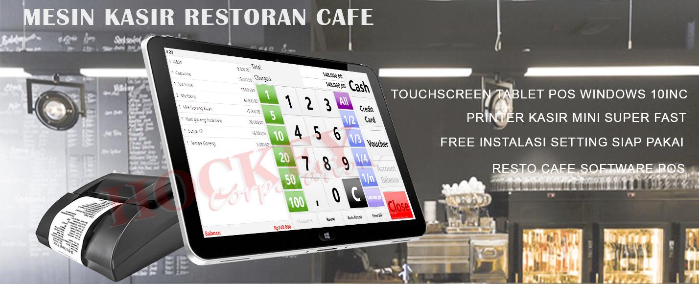mesin kasir restoran murah touchscreen