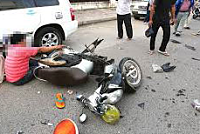 7 dead, 7 killed in road accident