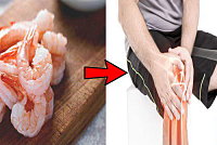"Like to eat ""shrimp"" or not?"