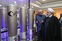 Iran intensifies its nuclear...