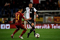 The video shows Ronaldo's rhythm...
