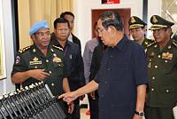 Rainsy said that Mr. Rainsy invented...
