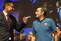 Barcelona bosses talk about...