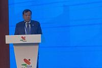 Minister Thong Khon: China is a...