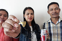 Eat energy drinks and win 40 million...