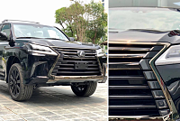 Lexus LX570 Inspiration Series 2019...