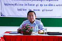 Mr. Sok Loo: Red Cross officials must...