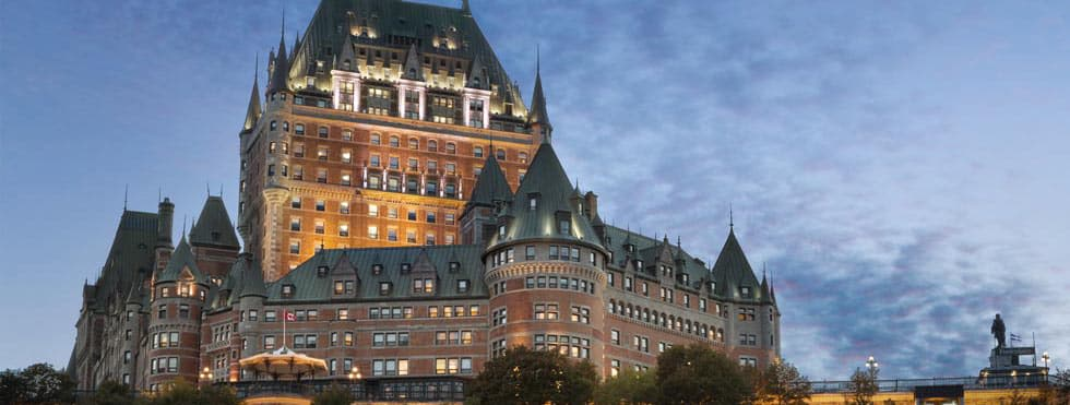 The World's most photographed hotel is Fairmont ChâteauFrontenac – Official anthem to mark its 125th anniversary