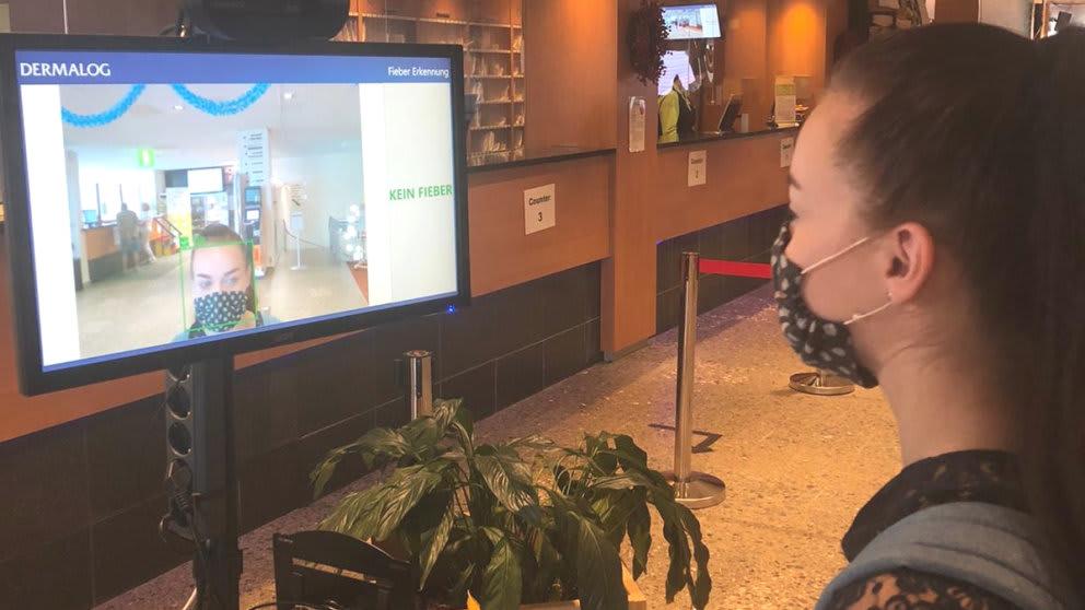 Ahorn Hotels - Fever Detection Cameras