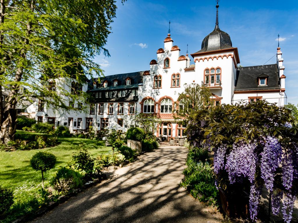 Hotel Kronenschlösschen Hattenheim