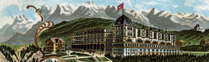 Grand Hotel Waldhaus