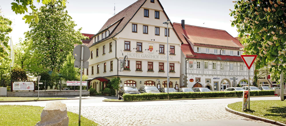 Hotel Gasthof Hasen Herrenberg