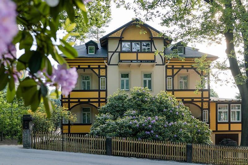 Landhaus Pension Waldidylle Gohrisch