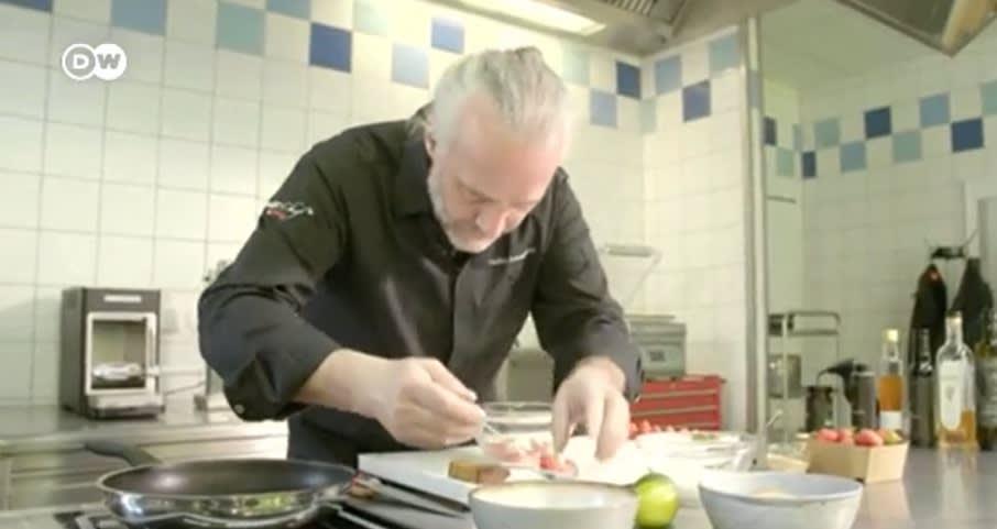 Im Küchenlabor mit Heiko Antoniewicz