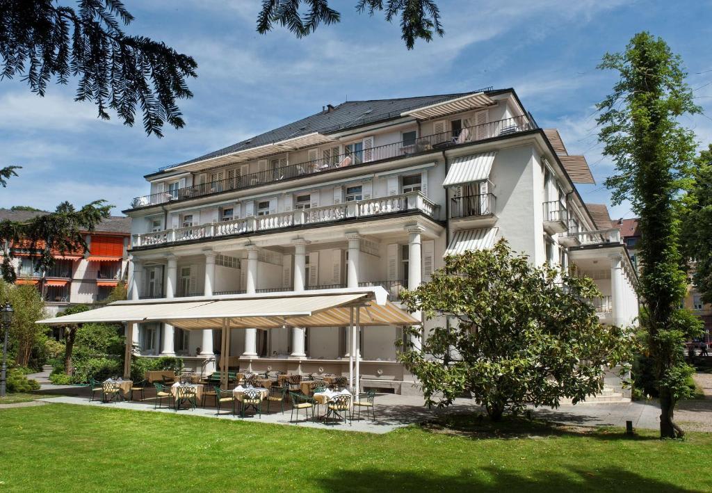 Radisson Blu Hotel Badischer Hof Baden-Baden
