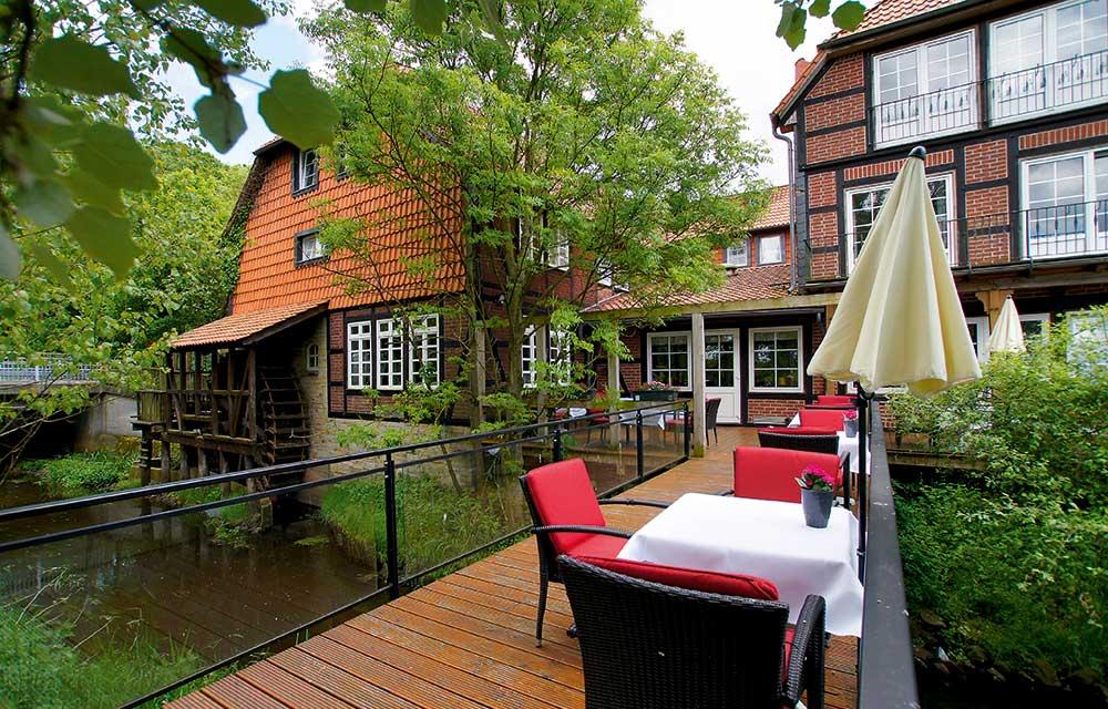 Hotel Brackstedter Mühle Wolfsburg