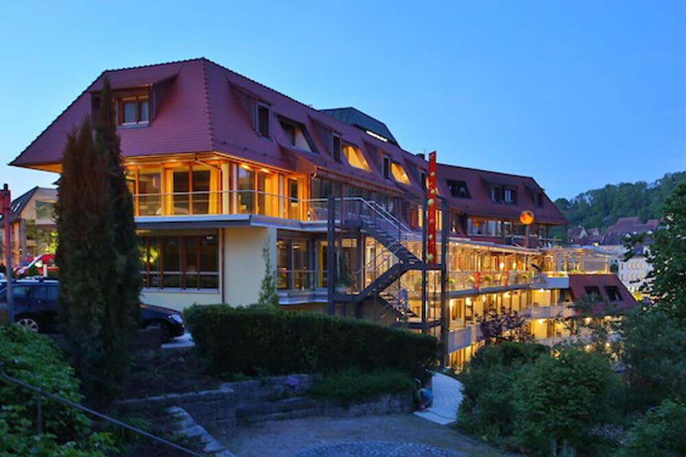 Ringhotel Hohenlohe Schwäbisch Hall