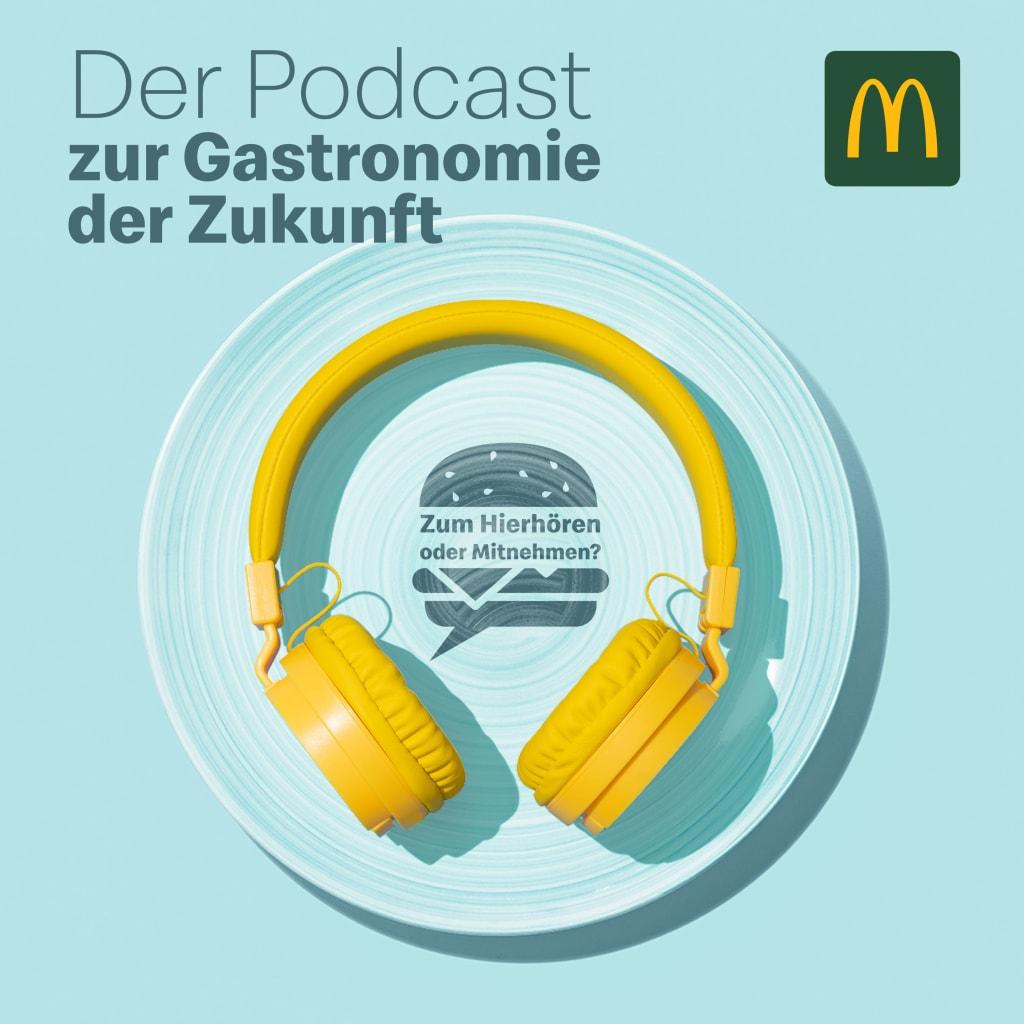 McDonald's Deutschland startet Gastro-Podcast