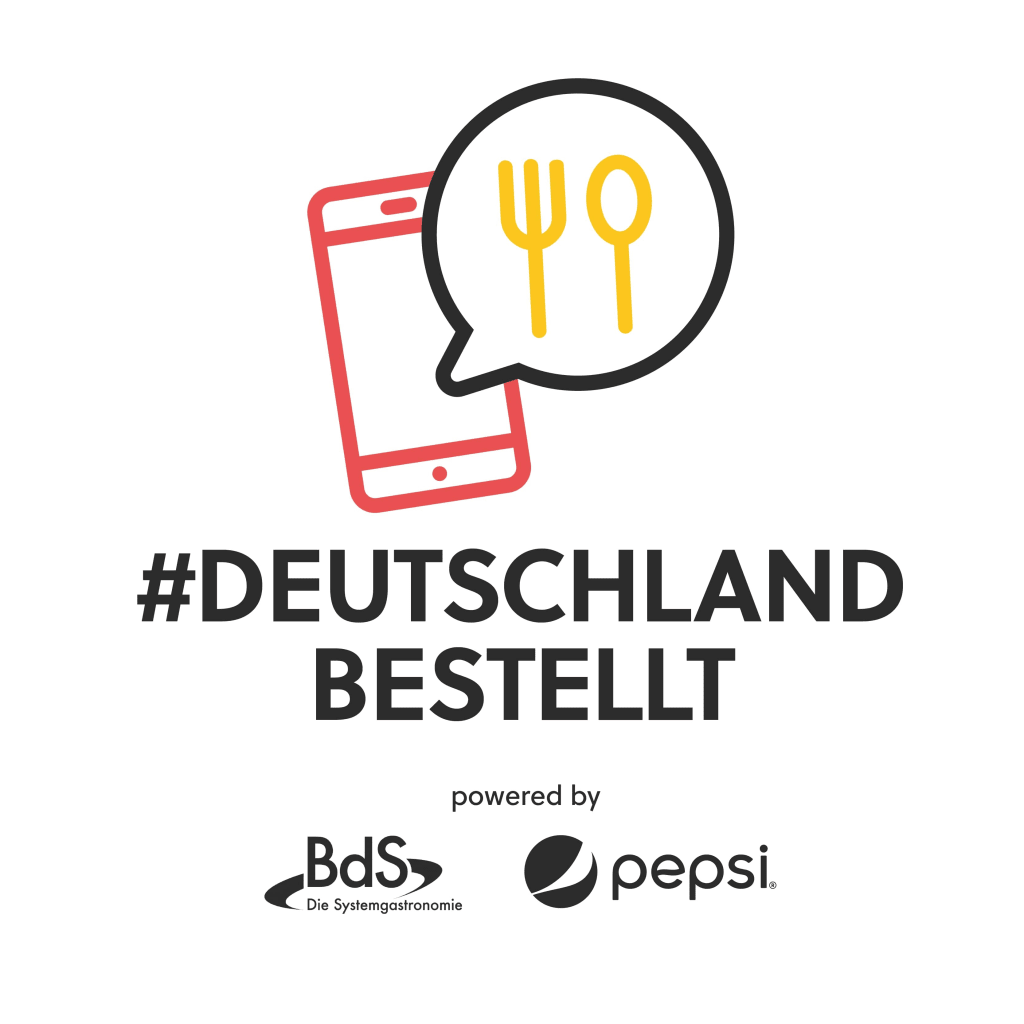 #DeutschlandBestellt - Gemeinsam Flagge zeigen für die Gastronomie