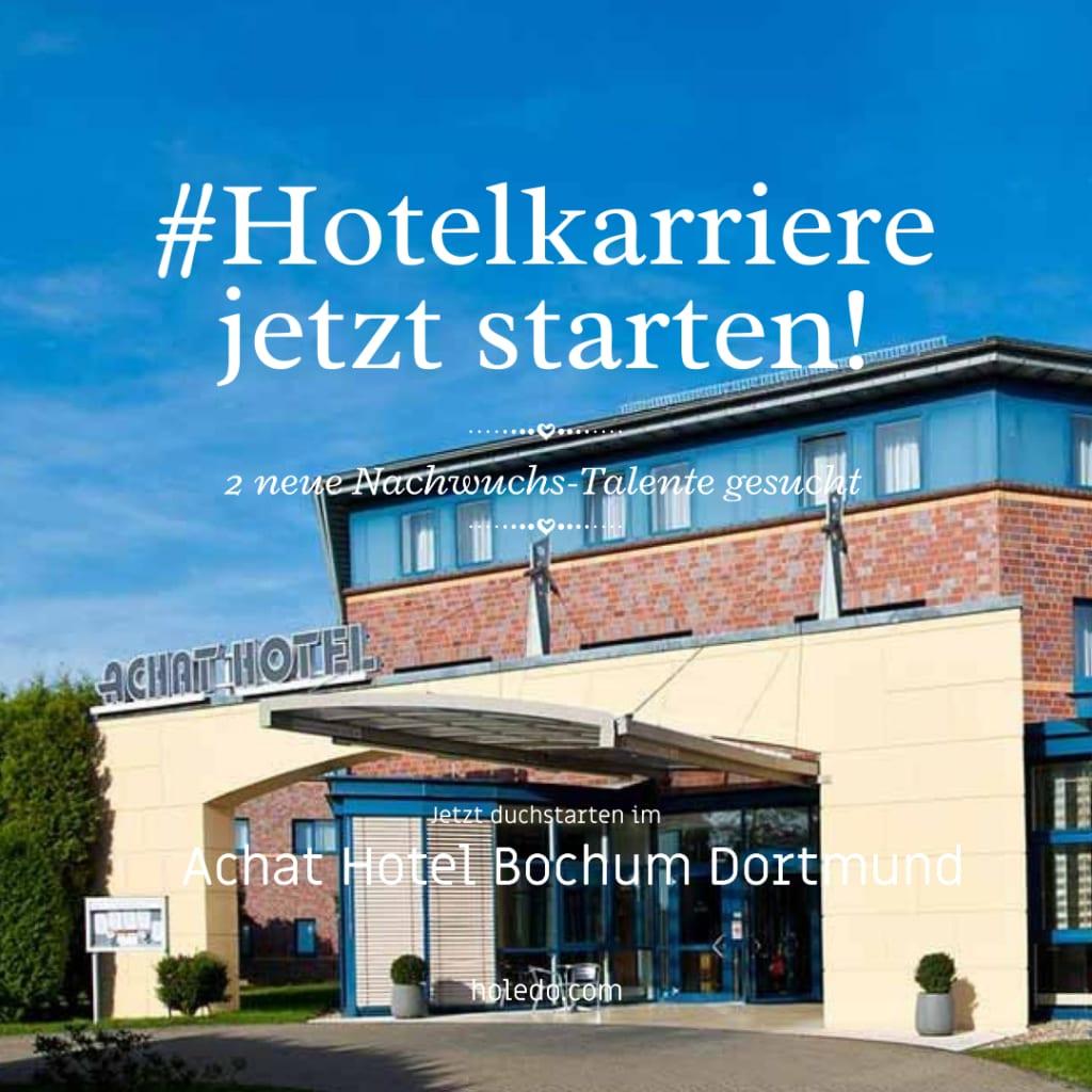 Achat Hotel Bochum Dortmund - Ausbildungsplätze