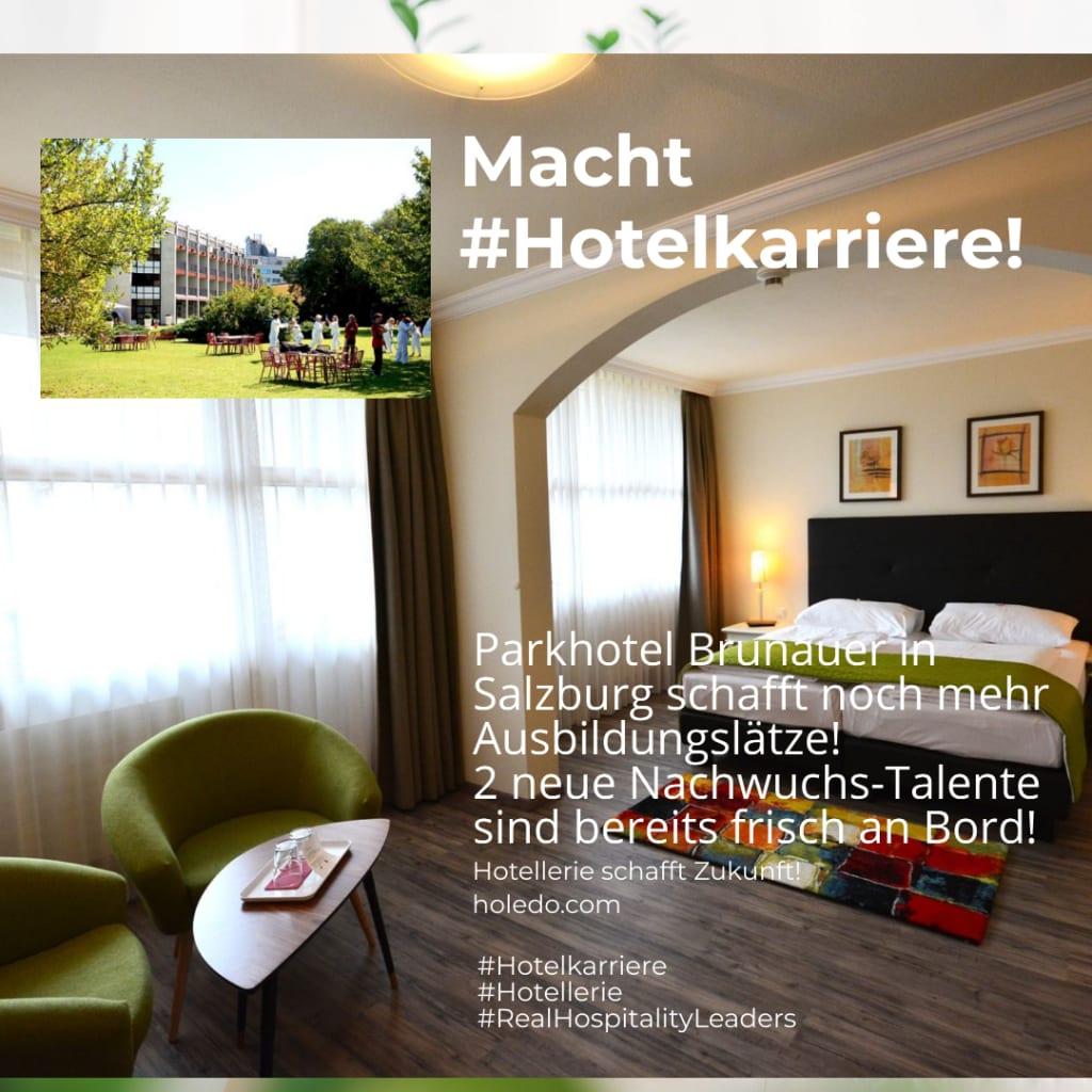 Parkhotel Brunauer Salzburg - Ausbildungsplätze