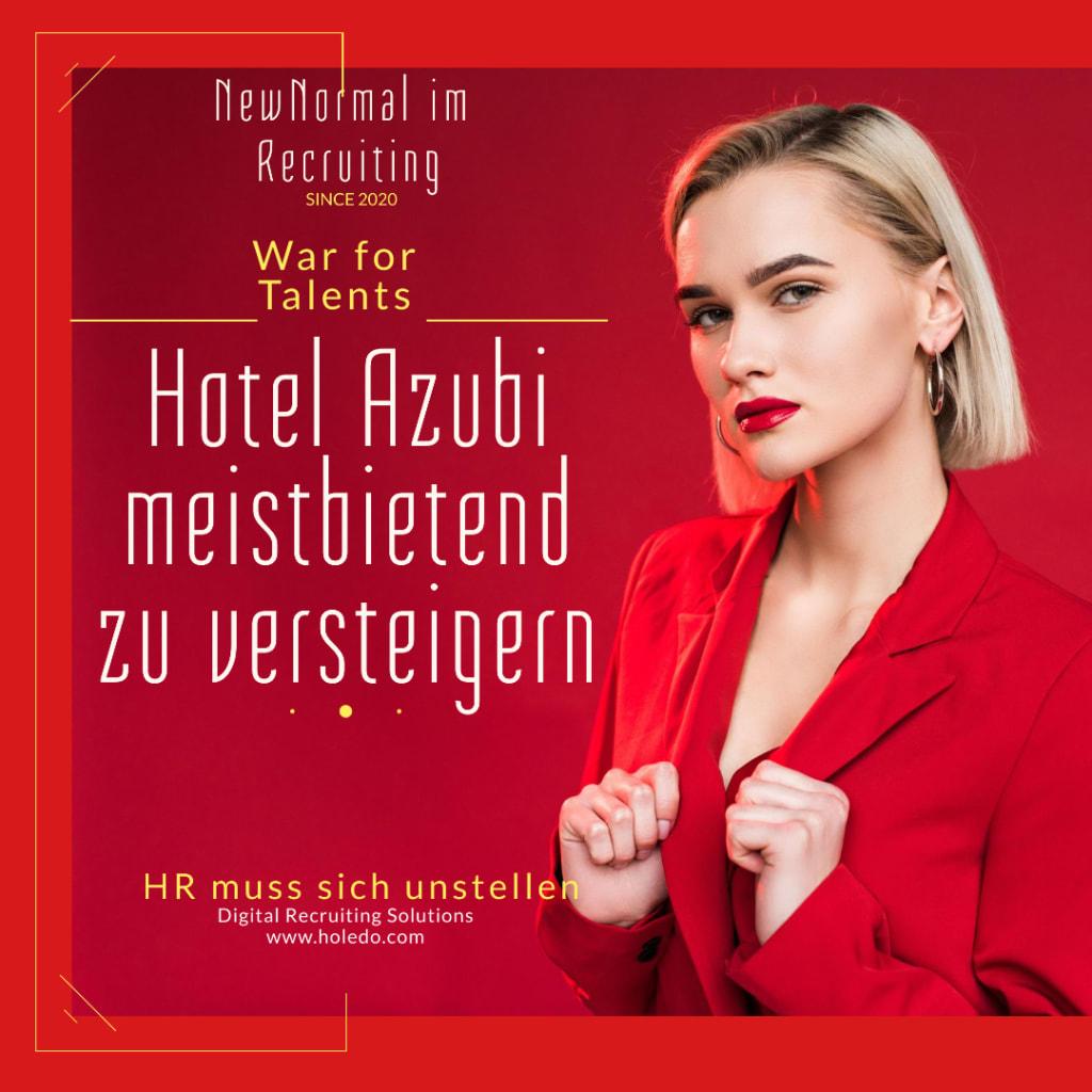 Hotel-Azubi Meme