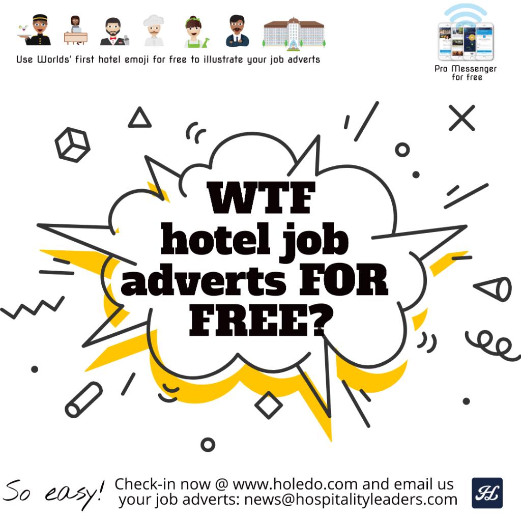 Holedo free job adverts