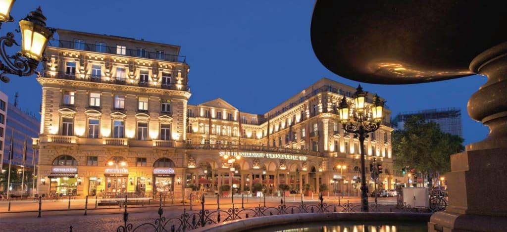 Steigenberger Grand Hotel Frankfurter Hof Frankfurt/Main
