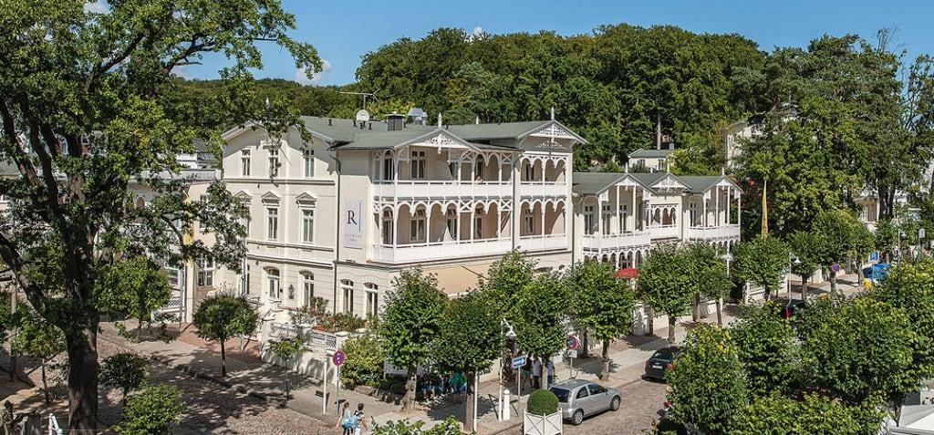 Romantik Roewers Privathotel Ostseebad Sellin