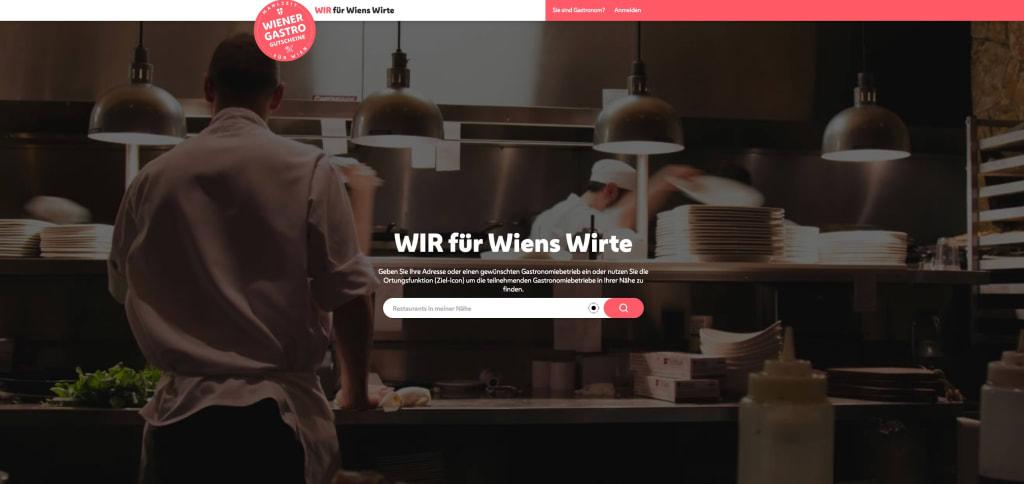 Wiener Gastro-Gutschein
