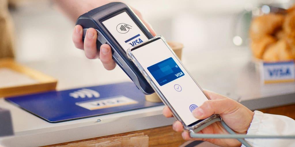 Mobiles Bezahlen mit Visa: Kontaktloses und mobiles Bezahlen im Aufschwung (Foto: Visa Deutschland)
