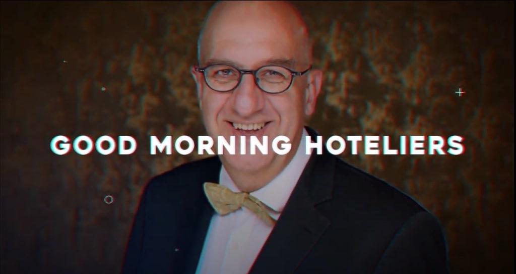 """Kleiner Vorgeschmack auf """"Good Morning, Hoteliers!"""""""