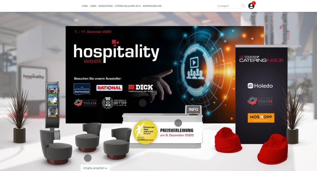 Hospitality Week 2020 - Lobby