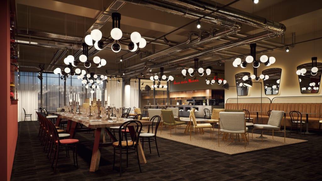 AMERON München Motorworld - Restaurant