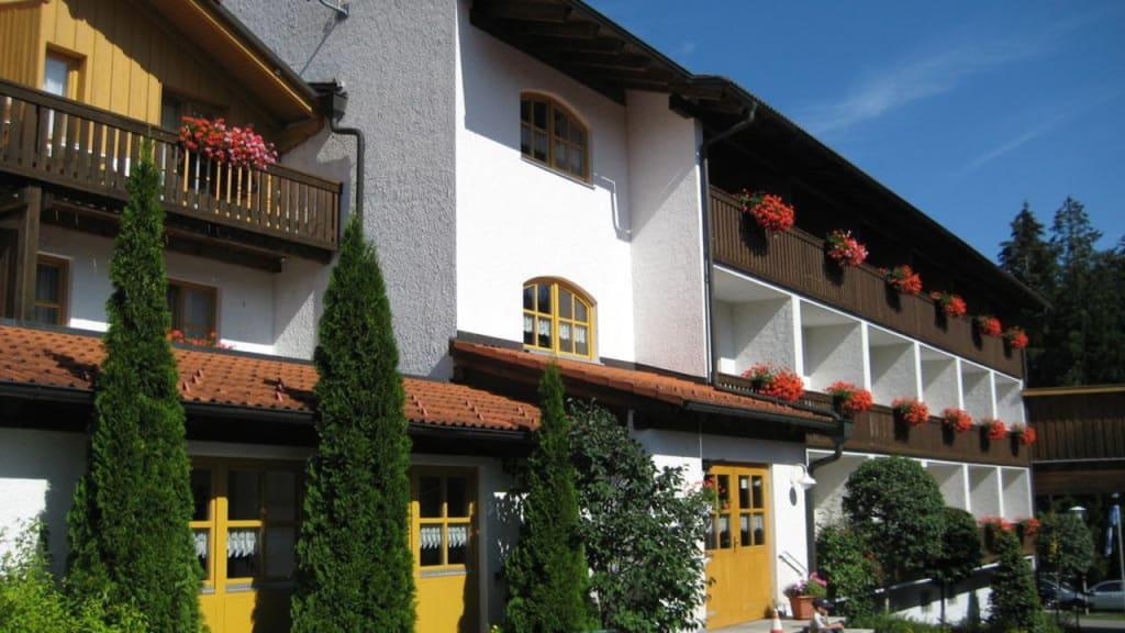 Landhotel Tannenhof Spiegelau