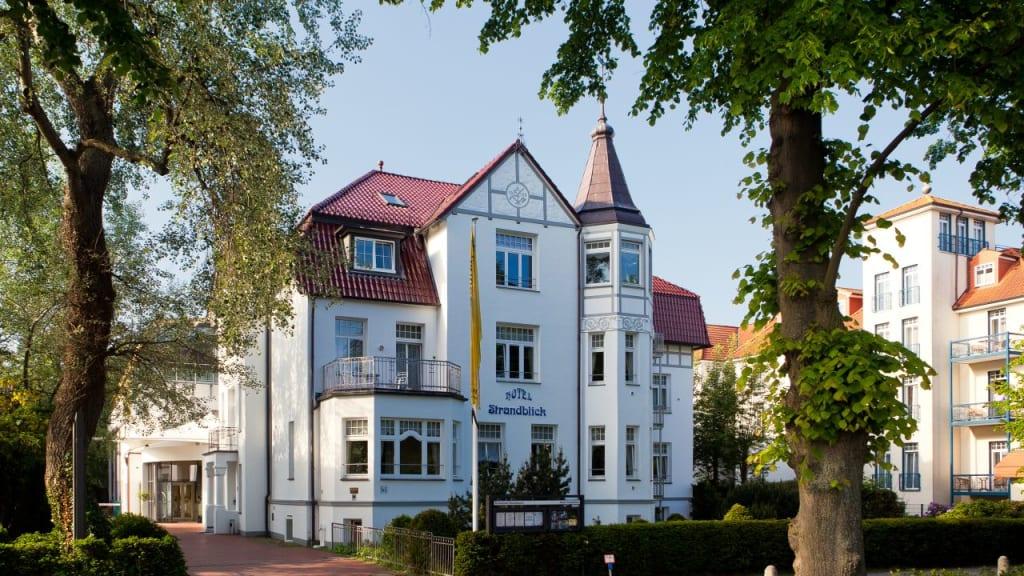 Ringhotel Strandblick Kühlungsborn
