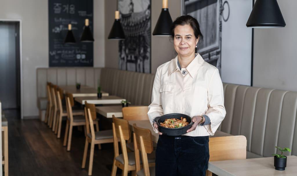 Sechs Powerfrauen vor, die die Restaurantszene verändern