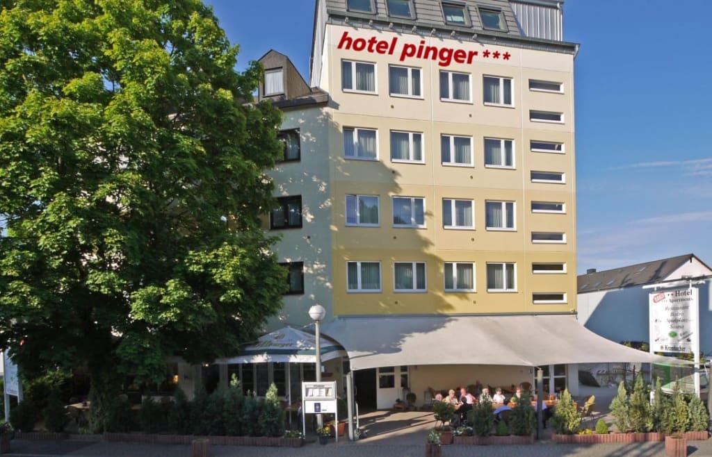 Rhineland Holiday Pinger Hotels Remagen