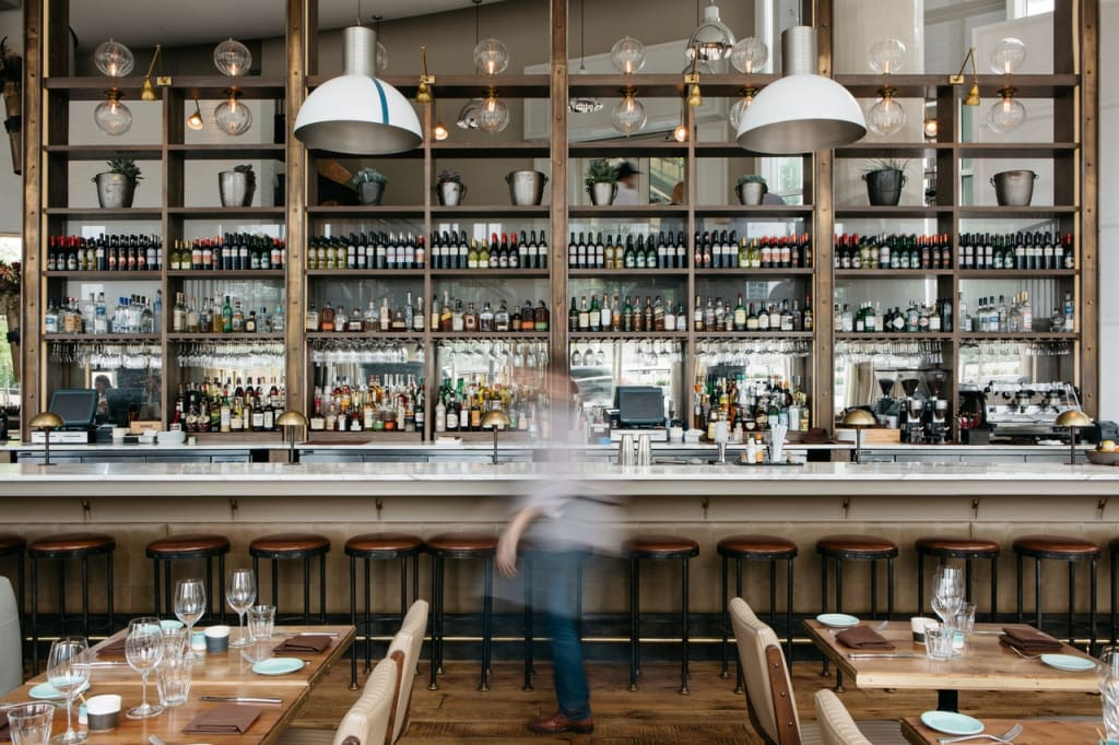 Ghost restaurant and bar - Fine_Dining by Patrick Chin - Holedo