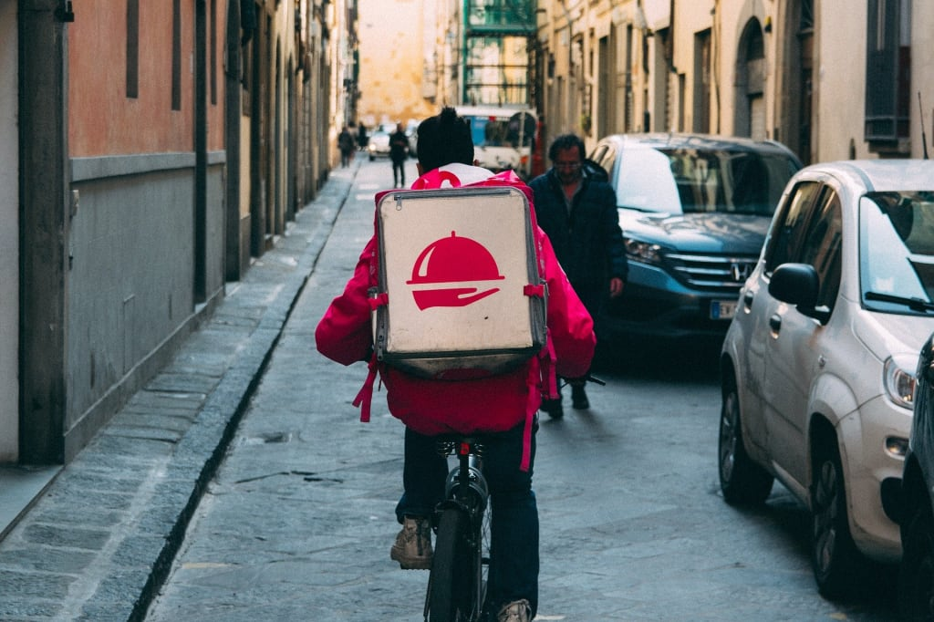 Food Delivery by Foodora