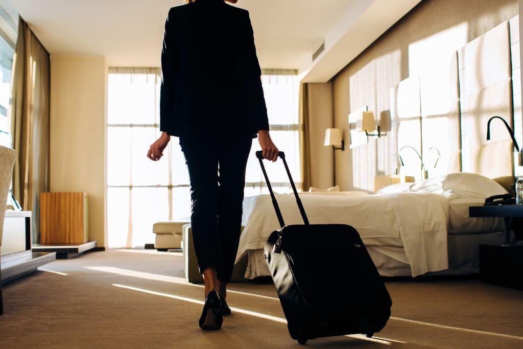 Hotelbranche: Erst ab 2023 Rückkehr auf Vorkrisenniveau (Foto: GettyImages / PwC Deutschland)