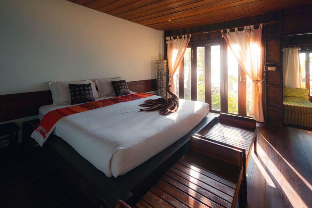 Hotel bed - Alexander Kaunas