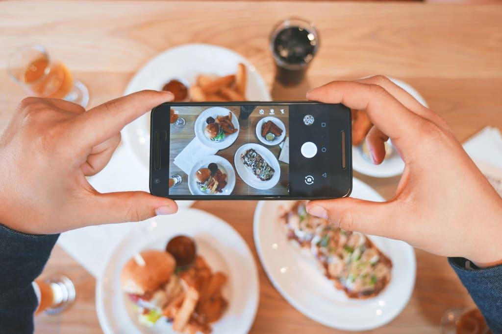 Instagram Foodporn - Eaters Collective