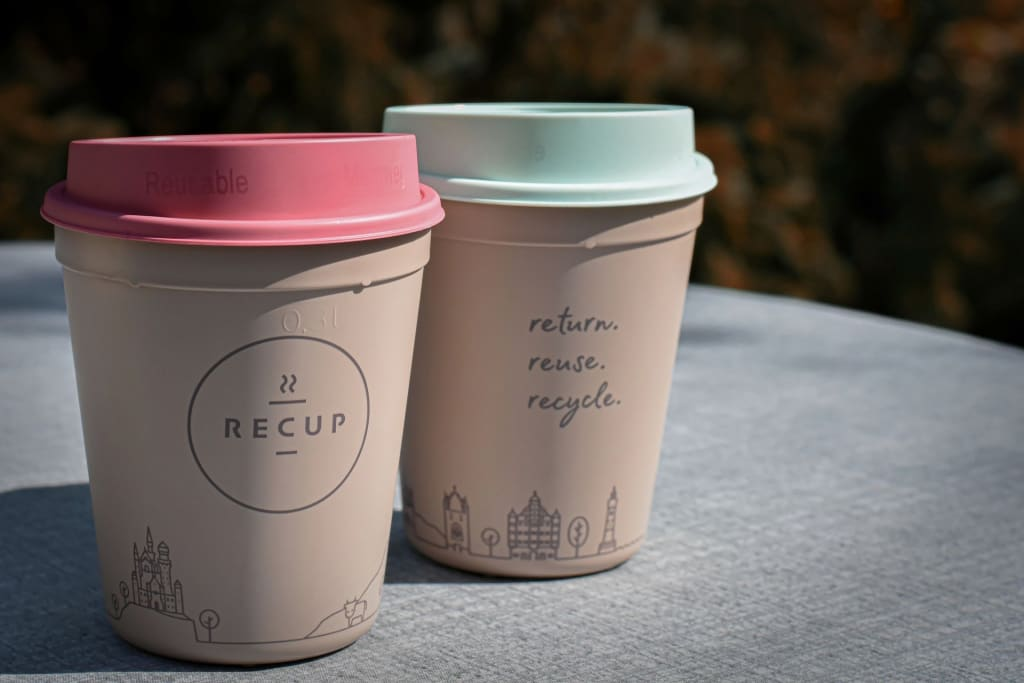 Recup Coffee to go
