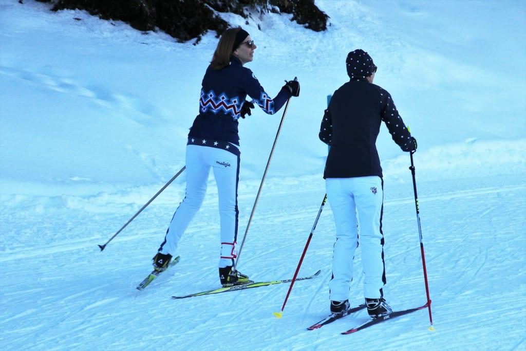 Skifahrenb mit besonderen Hygieneregeln - die Rettung für den Wintertourismus