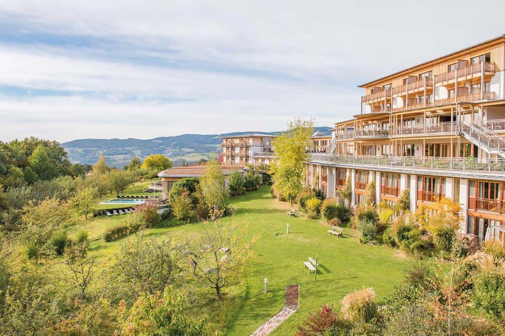 Bio Natur Resort Retter in Pöllauberg in der Steiermark