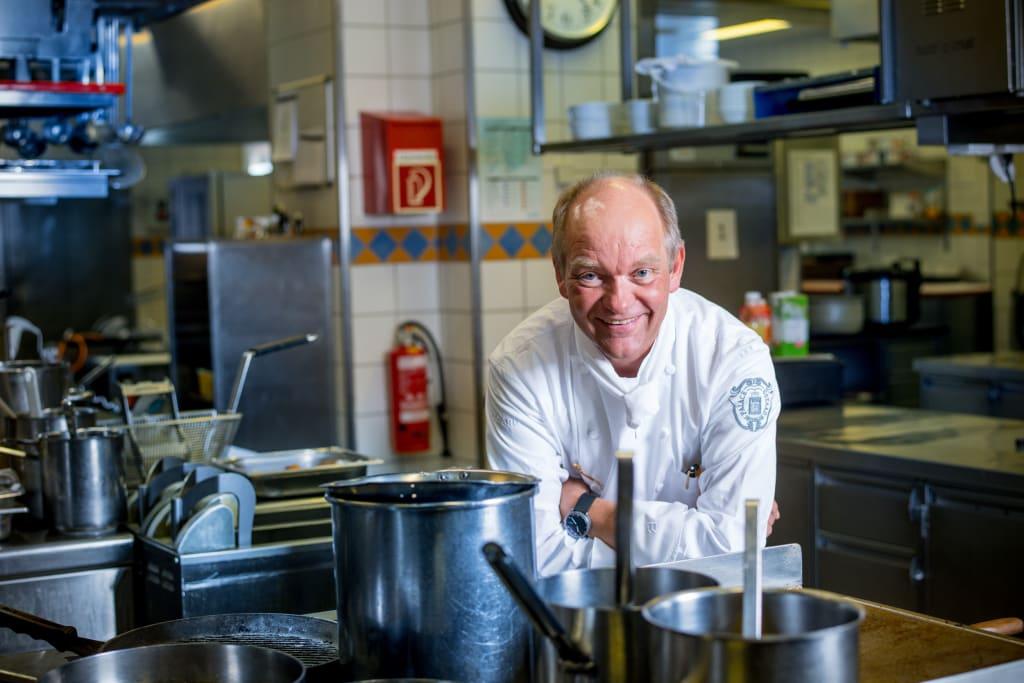 Franz W. Faeh, Schweizer Hotelkoch des Jahres 2021