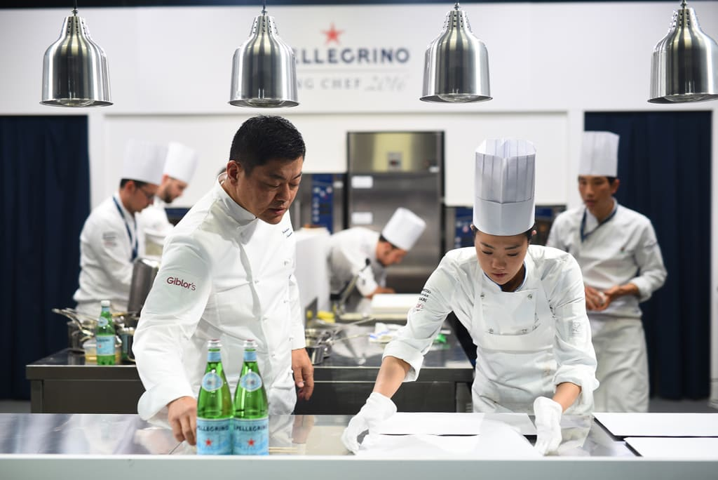 S.Pellegrino Young Chef Academy
