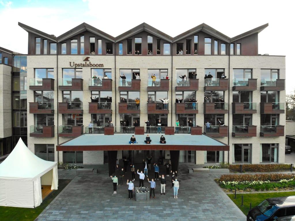 Upstalsboom-Hotel am Südstrand auf Föhr